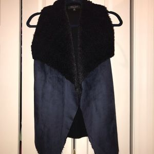 Romeo & Juliet Couture Jackets & Coats - NWOT Romeo and Juliet Couture Vest